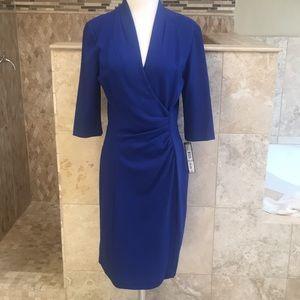 Tahari Royal Blue dress size 8